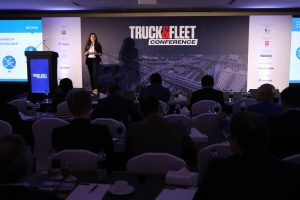 Location Solutions in Truck and Fleet Conference 2019