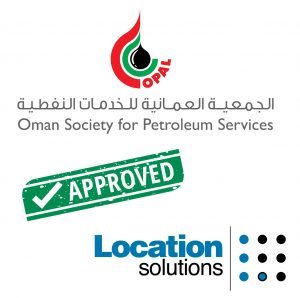 location solutions approved by OPAL